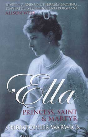 ELLA: PRINCESS, SAINT & MARTYR