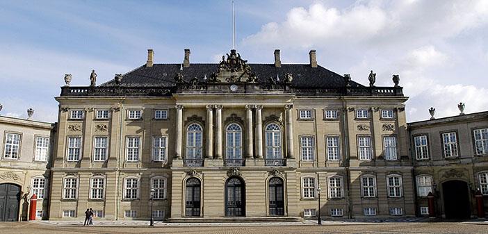 POLFOTO - Amalienborg Palace