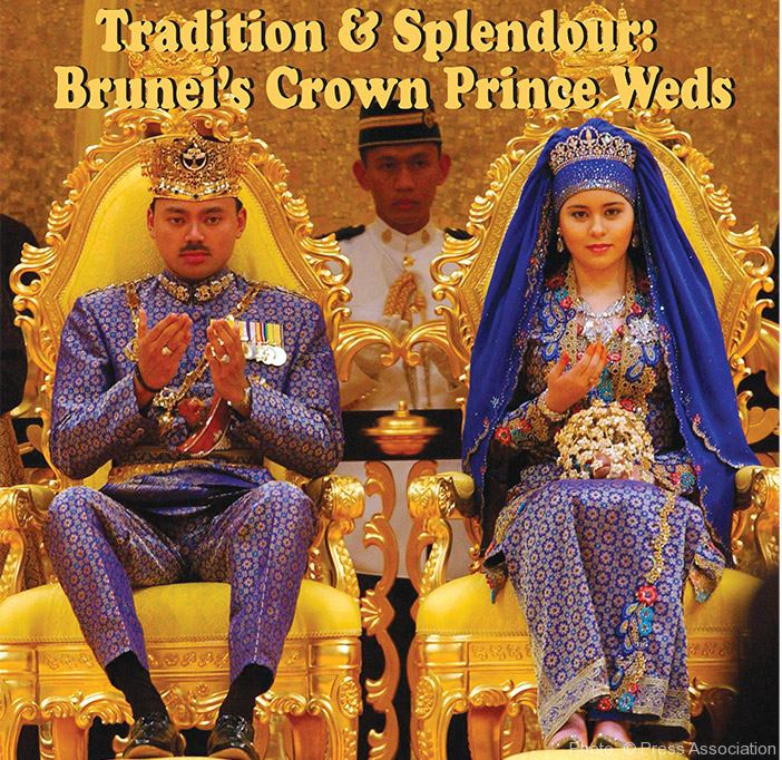 Brunei wedding 1905