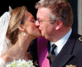 The wedding of Prince Laurent
