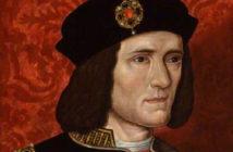 A portrait of King Richard III by an unknown artist