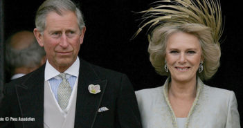 Charles-Camilla-wedding 9 April 2005
