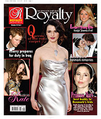 Royalty Magazine Cover Vol. 2008
