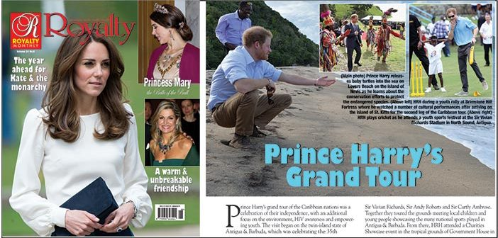 Royalty Magazine Volume 2408