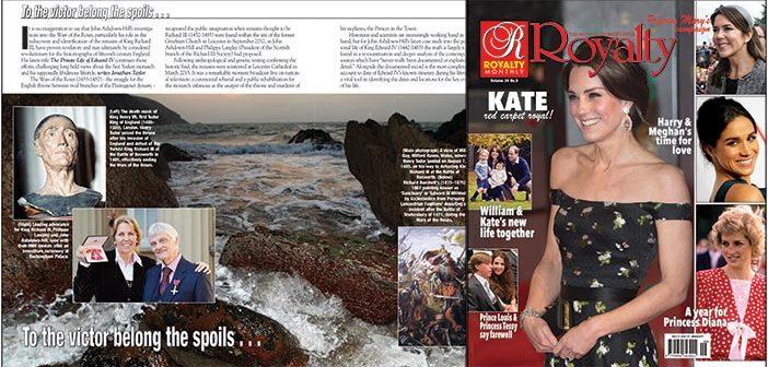 The World S Leading Royal Magazine Royalty Magazine