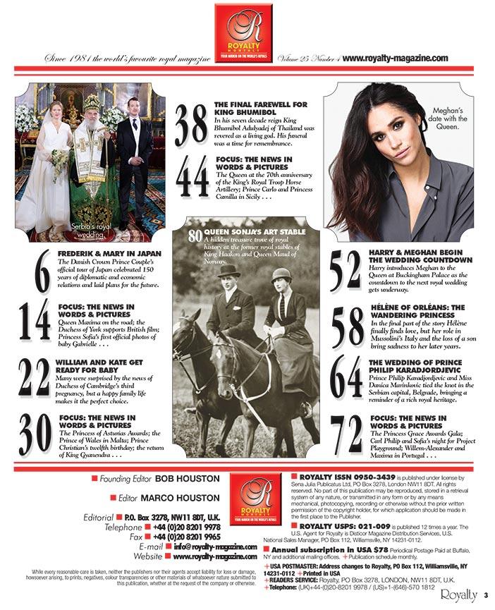Royalty Magazine 25/04
