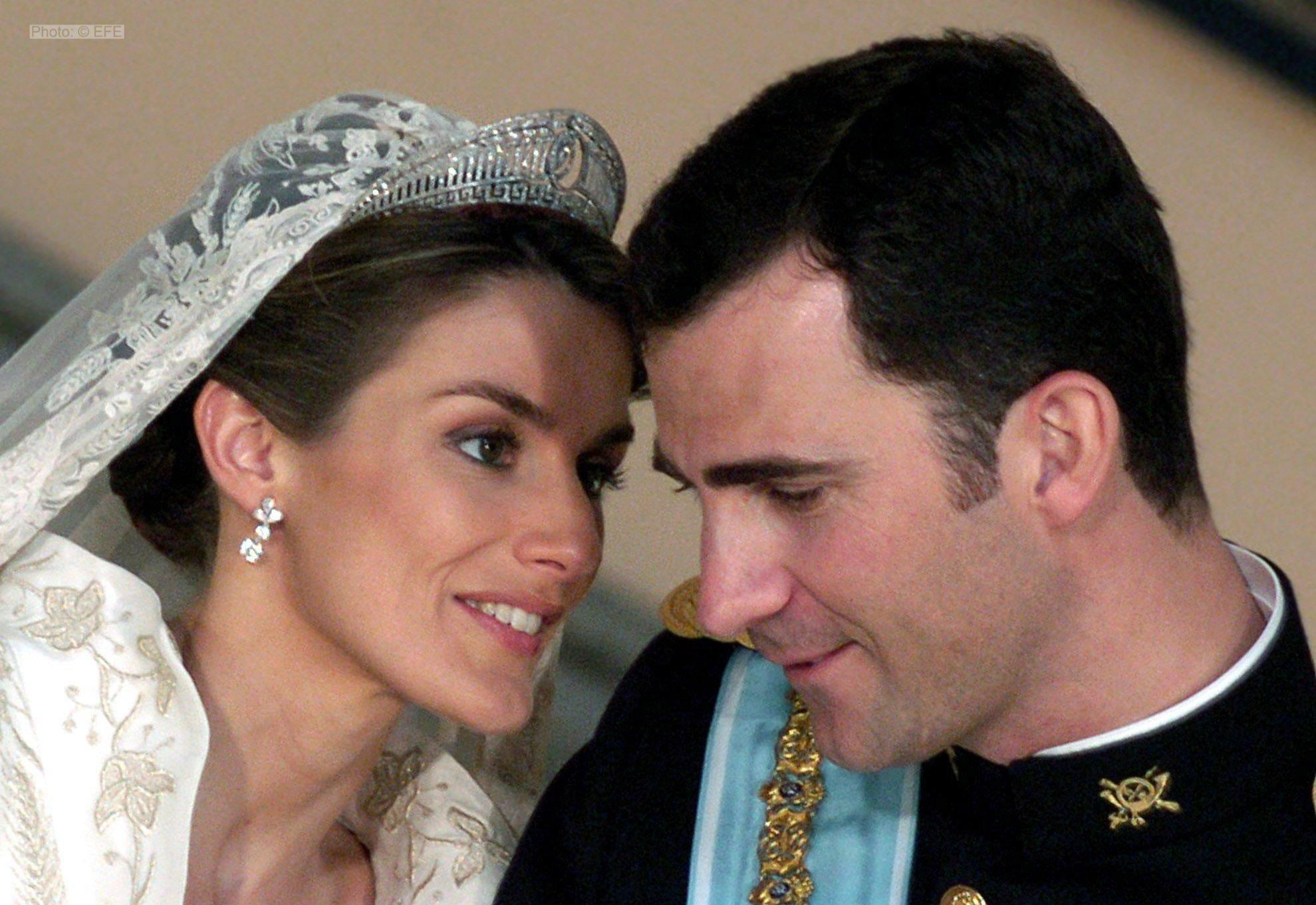 The Wedding Of Crown Prince Felipe Of Spain Royalty Magazine