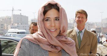 Mary in Morocco Morocco-Denmark