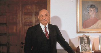 Zahir Shah (1914-2007, King of Afghanistan (1933-1973)