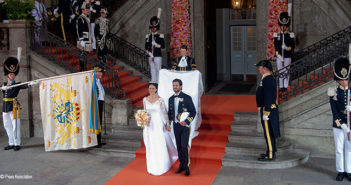 The wedding of Prince Carl Philip and Sofia Hellqvist
