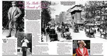 La Belle Epoque to Diana