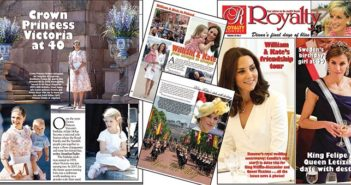 Royalty Magazine Volume 2501