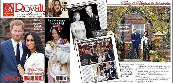Royalty Magazine Volume 25/05