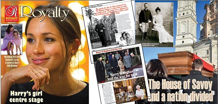 Royalty Magazine Volume 25/06